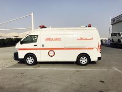 Hiace Ambulance UAE from DAZZLE UAE