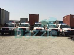 Off Road Ambulance  from DAZZLE UAE
