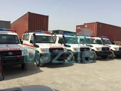 Ambulance Hardtop  from DAZZLE UAE