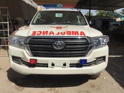 Toyota Land cruiser 200 Ambulance from DAZZLE UAE
