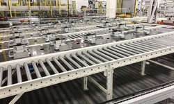 CONVEYORS from AHMED AL ZAABI STEEL FABRICATION L.L.C