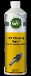 GAT DPF Cleaning Liquid - Car Care Additive - GHANIM TRADING LLC. UAE +97142821100 from GHANIM TRADING LLC