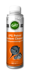 GAT LPG Petrol System Cleaner - GHANIM TRADING LLC. UAE +97142821100 from GHANIM TRADING LLC