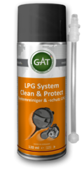 GAT LPG System Clean & Protect - GHANIM TRADING LLC. UAE +97142821100 from GHANIM TRADING LLC