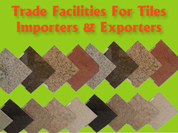 Avail Trade Finance Facilities for Tile Importers and Exporters