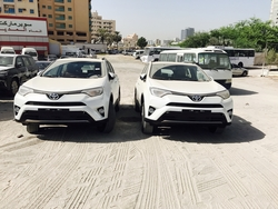 Toyota Rav4 VXR 4WD from DAZZLE UAE
