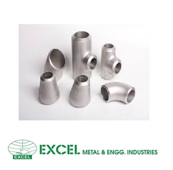 STAINLESS & DUPLEX STEEL PIPE FITTINGS from EXCEL METAL & ENGG. INDUSTRIES