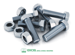 Bolts and Nuts from EXCEL METAL & ENGG. INDUSTRIES