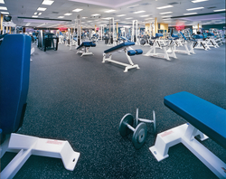 Gym Flooring Specialist in Dubai from ZAYAANCO