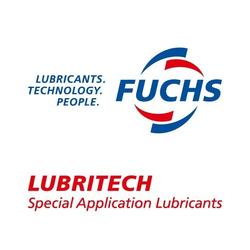 FUCHS LUBRITECH  SOK STG / GHANIM TRADING DUBAI UAE, +971 4 2821100. from GHANIM TRADING LLC