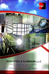 euro steel and aluminum LLC from EURO STEEL AND ALUMINIUM LLC