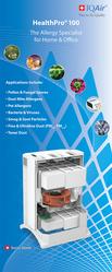 Iqair® Healthpro® 100 Air Purifier In Uae