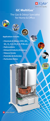 IQAIR® GCMultigas®  AIR PURIFIER IN UAE