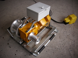 Electric Winch Supplier from ONTIDES INTERNATIONAL FZC