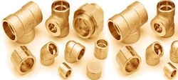 CU-NI 90/10 FORGED FITTINGS from PEARL OVERSEAS