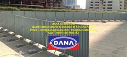 fence hoarding panel supplier in kuwait			 from DANA GROUP UAE-OMAN-SAUDI