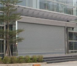 ROLLING SHUTTER DOORS from HMI BUILDING MATERIAL TRADING