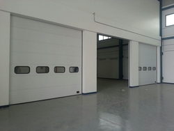Overhead Sectional Doors from HMI BUILDING MATERIAL TRADING