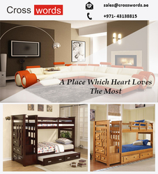 Furniture Dealer in UAE from CROSSWORDS GENERAL TRADING LLC