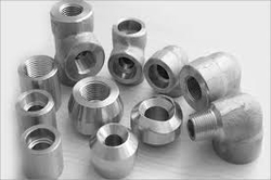 SS 316 STAINLESS STEEL FORGE FITTINGS from PEARL OVERSEAS