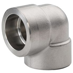 A182 F321 SOCKET WELD ELBOW from JAINEX METAL INDUSTRIES