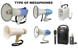 MEGAPHONE IN UAE from AL TOWAR OASIS TRADING