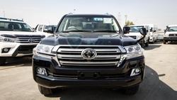 Right Hand Drive Toyota Land Cruiser URJ 202 from DAZZLE UAE
