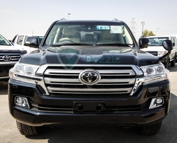 Brand new Right Hand Drive Toyota Land Cruiser URJ 202 from DAZZLE UAE