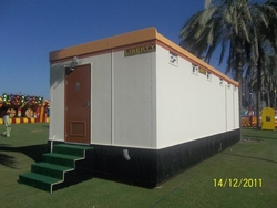 Portacabin for rent in Sharjah from LIBERTY BUILDING SYSTEMS FZC