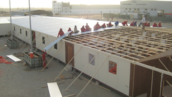 Portacabin for rent in UAE from LIBERTY BUILDING SYSTEMS FZC