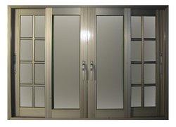 Aluminium doors & windows from BOTICO - ALUMINIUM AND GLASS