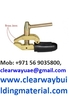 #Screw #Type #Welding# Earth#Ground#Clamps#ECSTD60B from CLEAR WAY BUILDING MATERIALS TRADING