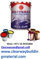 #National #Paints #Abudhabi #Musaffah #Dealer from CLEAR WAY BUILDING MATERIALS TRADING