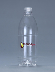 28 mm PCO Neck Pet Plastic Phenyl Bottle 500 ml from NISHANT MOULDINGS PVT LTD
