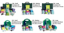 Regulatory work place kit - (British standard BS -8599)   from ARASCA MEDICAL EQUIPMENT TRADING LLC