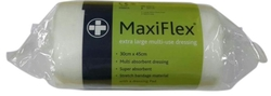 Maxiflex trauma dressing - F90138 from ARASCA MEDICAL EQUIPMENT TRADING LLC