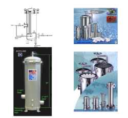 Watre Filtration  Of  Mainline Central Aqualink  Filtration Processing Systems