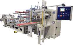 LABEL CONVERTING LINES MANUFACTURERES IN ABU DHABI from FUSIONPAC TECHNOLOGIES MIDDLE EAST FZE