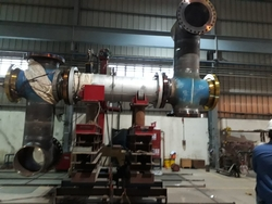 Boiler Fabrication Services  from ABDUL JABBAR GENERAL CONTRACTING LLC