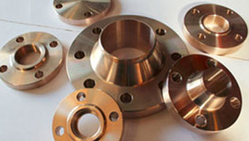 Copper Nickel Flanges from ASHAPURA STEEL