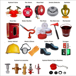 Fire & Safety equipment supplier from SKY STAR HARDWARE & TOOLS L.L.C