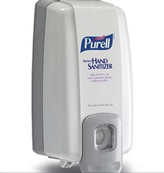 PURELL NXT Space Saver Dispeser from ARASCA MEDICAL EQUIPMENT TRADING LLC
