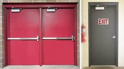 Fire Rated And Non Fire Rated Doors