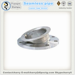 black malleable iron threaded iron floor flanges from TIANJIN DALIPU OIL COUNTRY TUBULAR GOODS CO., LTD