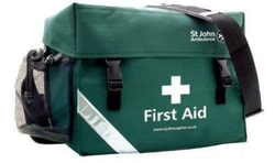 Zenith first response bag - St John Ambulance from ARASCA MEDICAL EQUIPMENT TRADING LLC