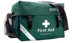 Zenith first response bag - St John Ambulance from ARASCA MEDICAL EQUIPMENT TRADING LLC