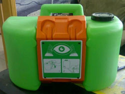 Portable Eye Wash Station in UAE from SPARK TECHNICAL SUPPLIES FZE