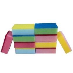 light duty multi colour sponge from ADEX INTL  PHIJU@ADEXUAE.COM/0558763747/0564083305