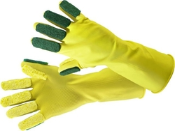 Hand gloves Gentle Touch medium yellow from ADEX  PHIJU@ADEXUAE.COM/ SALES@ADEXUAE.COM/0558763747/05640833058