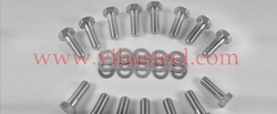 Titanium Grade 7 Fasteners Manufacturers from VIHAS STEEL AND FORGING